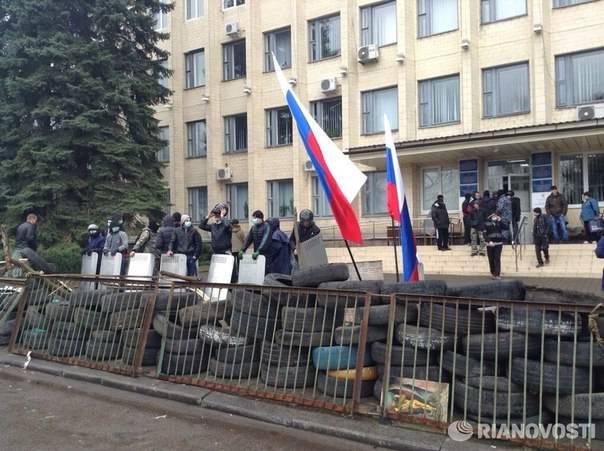 Önden haberler, Kramatorsk: İnternette terörle mücadele operasyonu başarılı oldu
