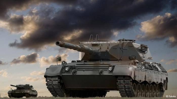 Alemania se negó a vender los tanques de Arabia Saudita