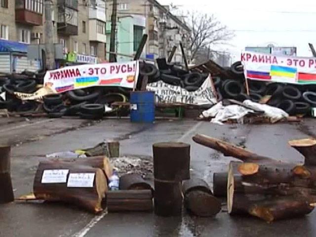 ルガンスクの軍隊:私たちは内戦を望んでいません