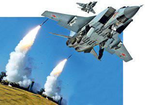 O papel especial das aeronaves de combate no leste do Cazaquistão
