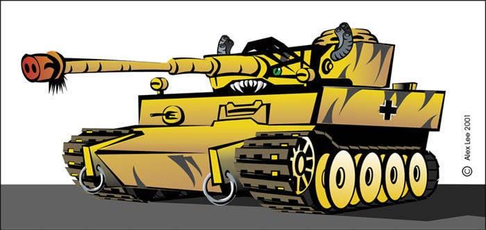 Tanque tigre