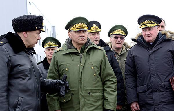 Die Nordflotte bereitet sich auf den Empfang neuer U-Boote vor