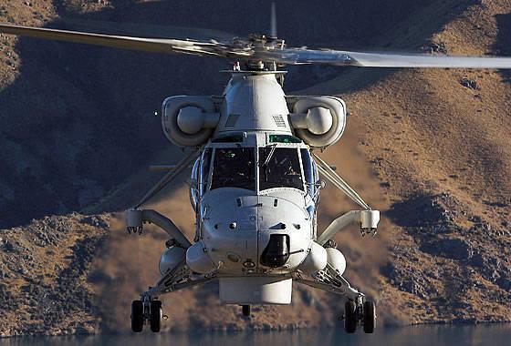 Kaman lanzó pruebas de vuelo del primer helicóptero PLO SH-2G (I) para la Armada de Nueva Zelanda