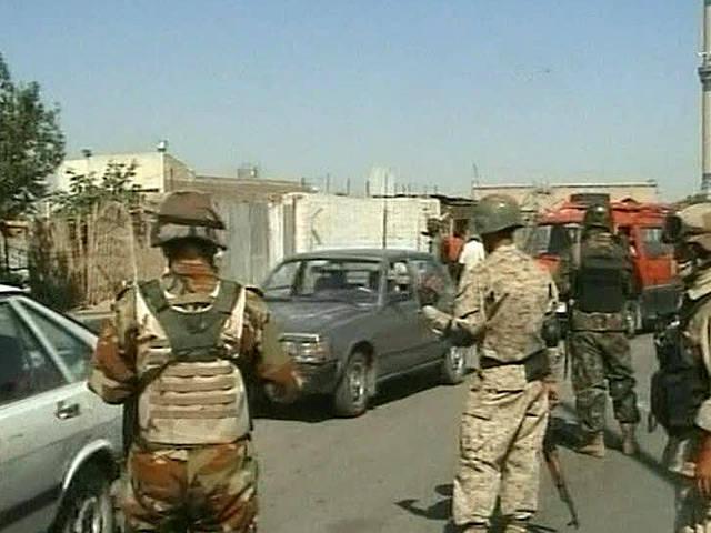 No Iraque, terroristas atacaram uma base militar, pessoas 13 morreram