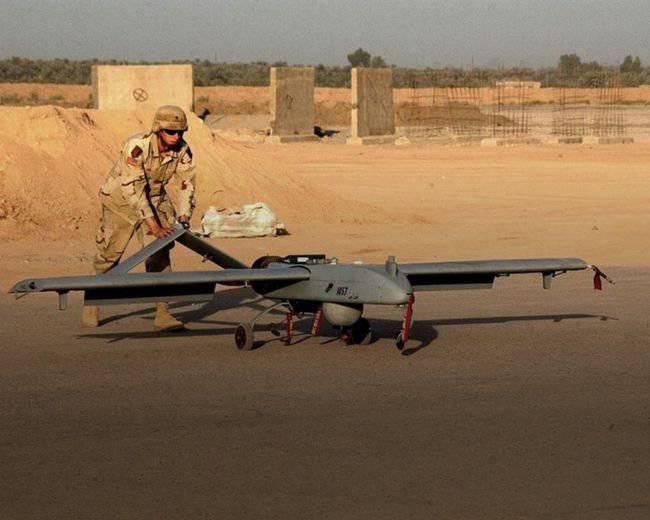 L'esercito americano vuole distribuire Wi-Fi con drone