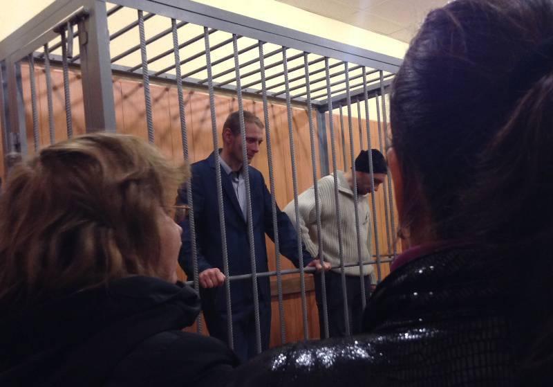 Um jornalista detido durante a invasão da Administração Regional do Estado de Kharkiv pediu a Putin a cidadania russa