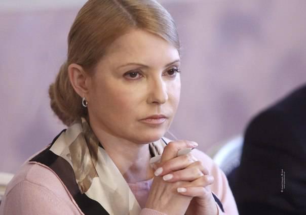 Tymoshenko ने अमेरिका से सैन्य सहायता मांगी