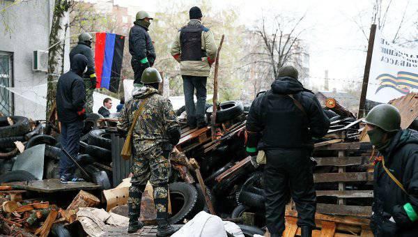Так кто и как брал блок-пост в украинской Сергеевке?