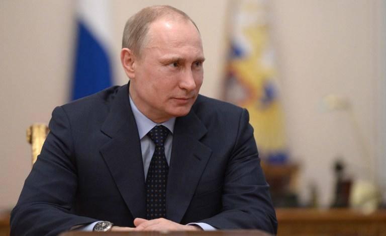 우크라이나의 가스 빚에 블라디미르 푸틴 : 우리는 영원히 기다릴 수 없어