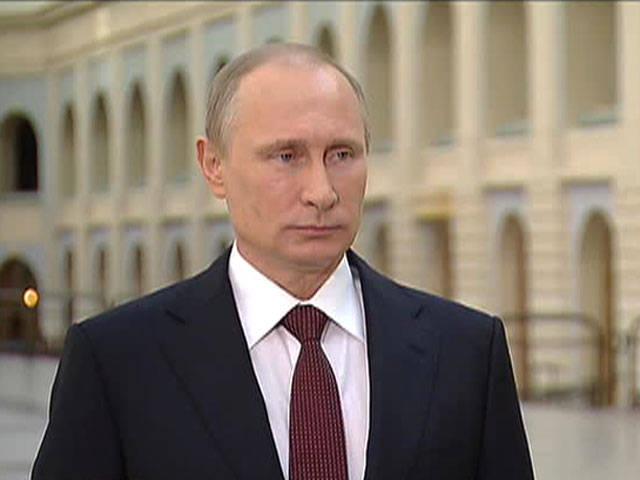 Vladimir Putin: Rusia no puede alimentar por sí solo 45-million de Ucrania