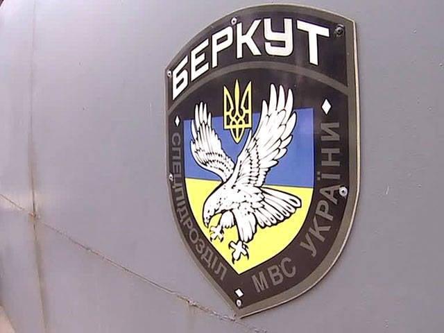 Kiev Berkut savaşçılarını affetti ve geri dönmesini istedi