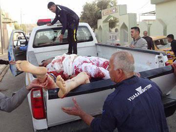 इराक में आतंकवादी हमले: 18 मारे गए, 50 घायल हो गए