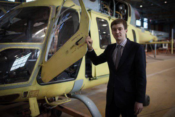 """""""Oturdum ve uçtum."""" KVZ baş tasarımcısı Oleg Garipov, Ansat helikopterinin neden pazarda talep edileceğini açıkladı"""