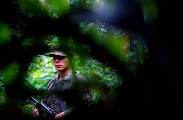 すべての国境を越えた:ラテンアメリカの領土紛争