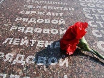 लविवि में 9 मई काले झंडे और रिबन लटकाएगा