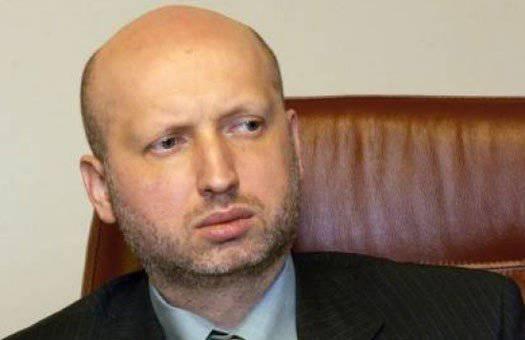Was ist still Turchinov?
