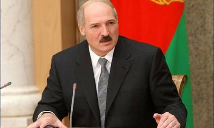 Lukashenko se dirigió al pueblo bielorruso en relación con los eventos en Ucrania