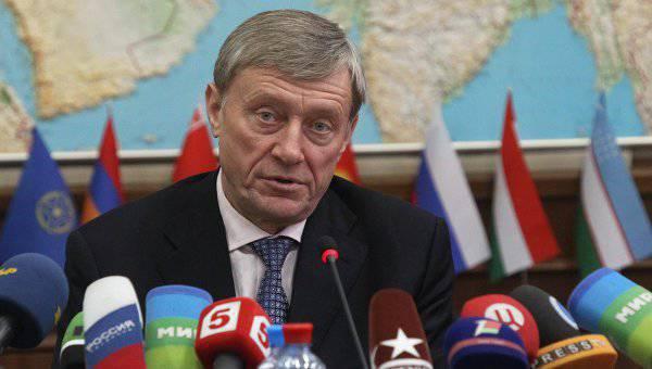 CSTO महासचिव ने यूक्रेन से रूस के लिए उग्रवादियों को छोड़ने की बात कही