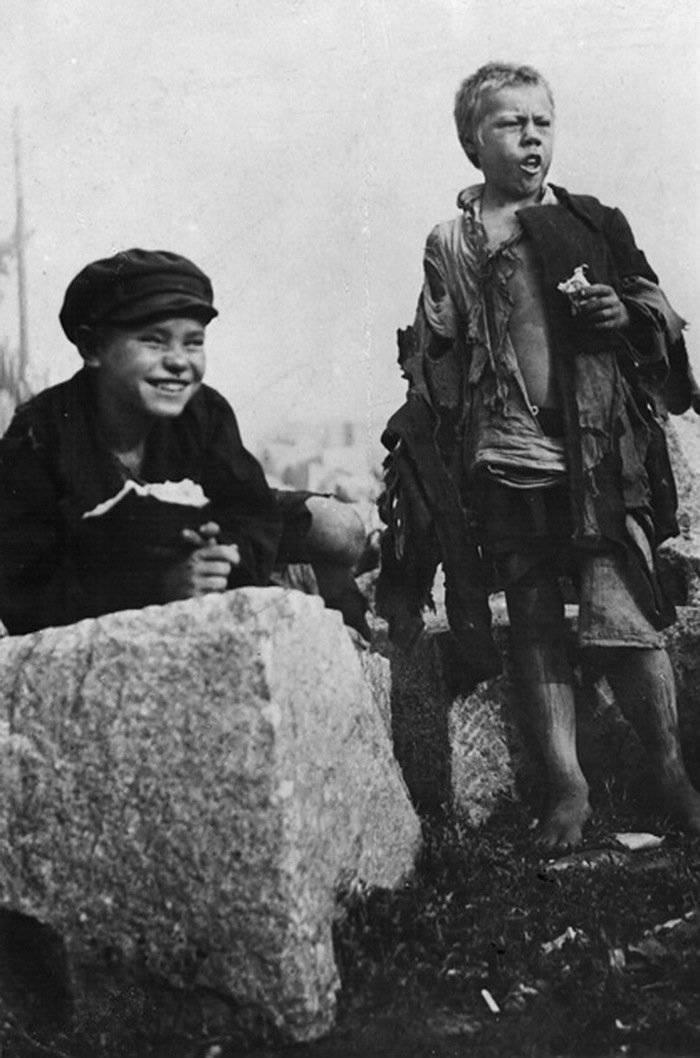 Sovyetler Birliği'nin ilk çocukları