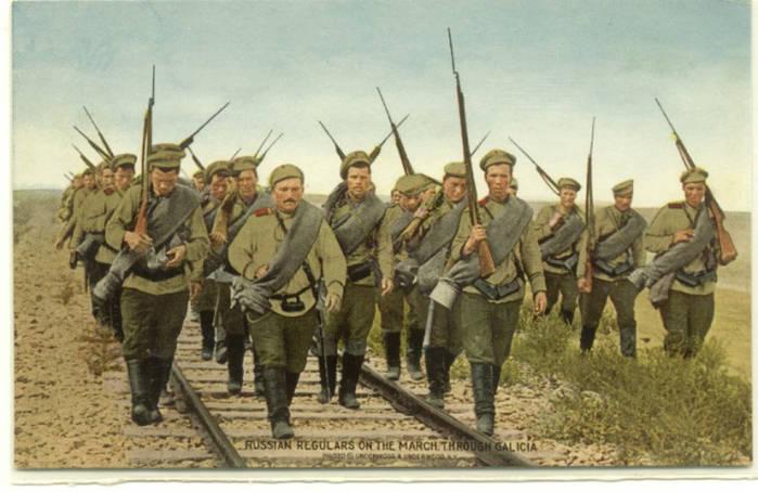 """Vladimir Zolotarev: """"Cette guerre n'est pas appelée accidentellement la Première Guerre mondiale ..."""""""