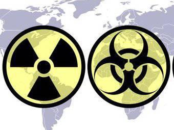 Síria se livrar de armas químicas