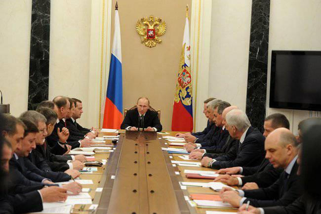 Rusya Federasyonu Güvenlik Konseyi. Kuzey Kutbu için planlar hakkında hiç şüphe yok