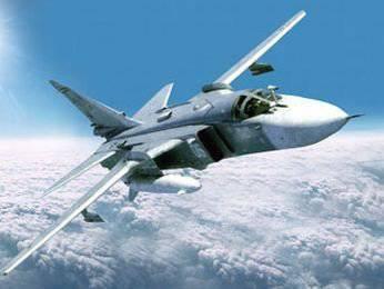 A precisão do Su-24M aumentará