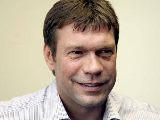 """Oleg Tsarev:""""民族主义部门第聂伯罗的指挥官每月因参加内战而获得$ 4000"""""""