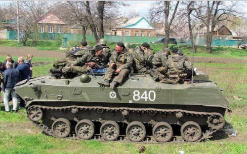 """""""Arriverà all'ingresso delle truppe russe e della NATO in Ucraina"""""""