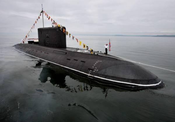 «Усть-Камчатск» Андрея Сайкова