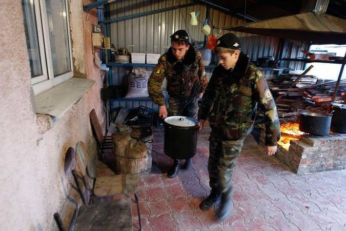 Из школьников в Ставрополе готовят спецназ России