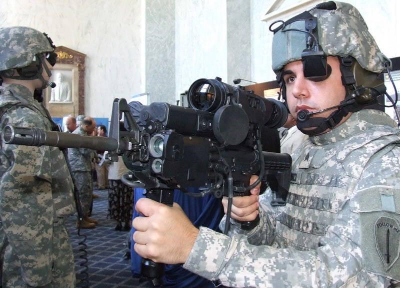 Les soldats de haute technologie du futur sont déjà là.