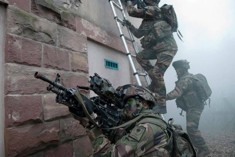 Высокотехнологичные солдаты будущего уже здесь