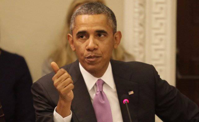 オバマ大統領は約束を誓う:ウクライナでの米国の介入はしない