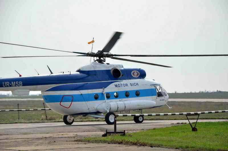 ウクライナ空軍はMi-8MSB-Vヘリコプターを補充しました