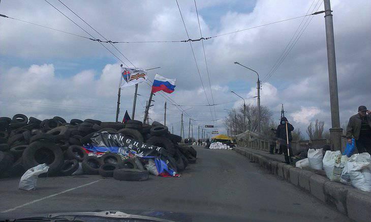 Donbass的总动员