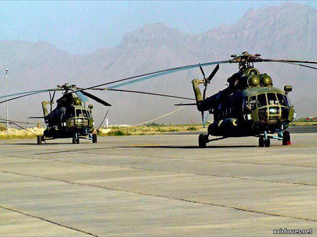 アフガニスタンはMi-17を買うのでしょうか。
