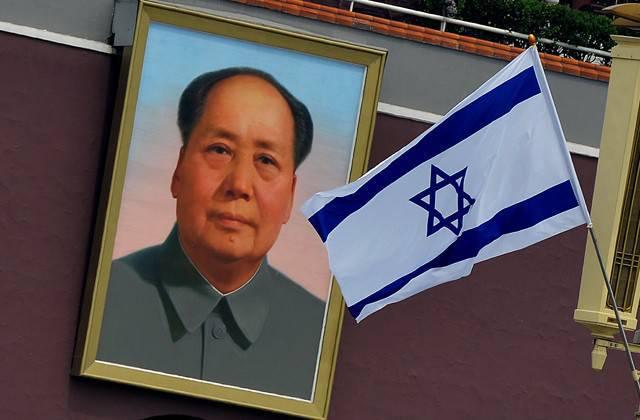 イスラエルからの中国の「ドラゴン」