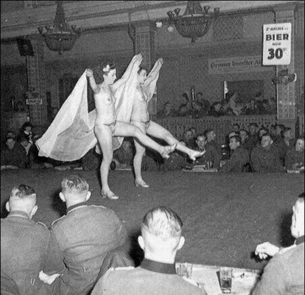 Секс в нацистской германии