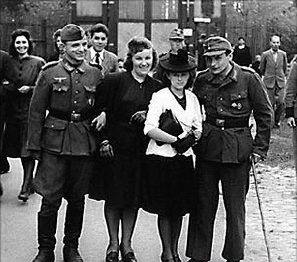 Секс рабынии немецкая оккупация
