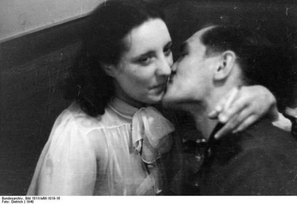 Секс во время 3 го рейха оригинальные съёмки