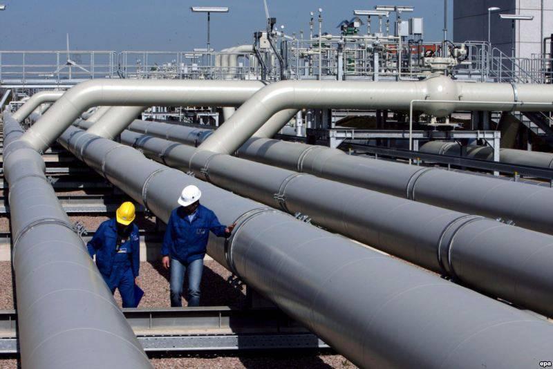 Иран хочет поставлять газ в европу но