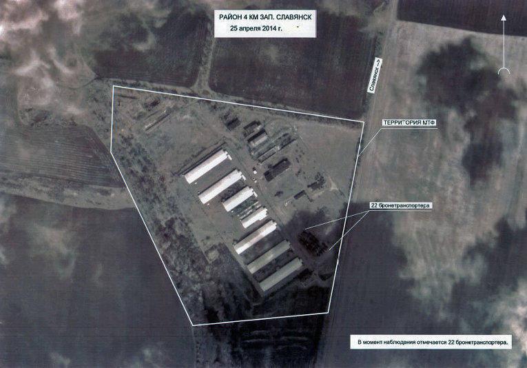 우크라이나의 동쪽에는 군대의 15 천 명 이상이 집중되어있다.