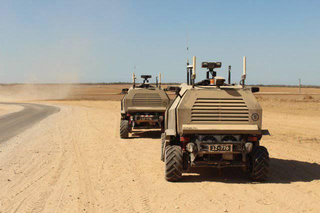 IDF representa os sistemas de armas mais inovadores da 5