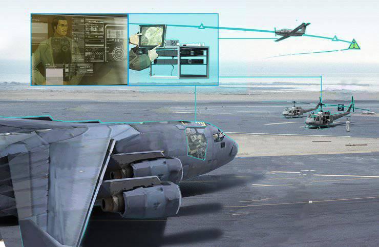 El Pentágono va a reemplazar a las tripulaciones del piloto automático de aviones de combate.