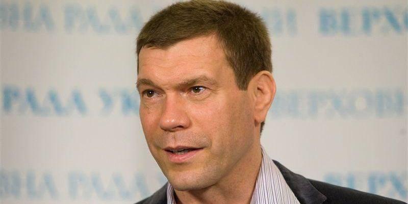 Tsarev在总统竞选中退出了Dobkin的想法