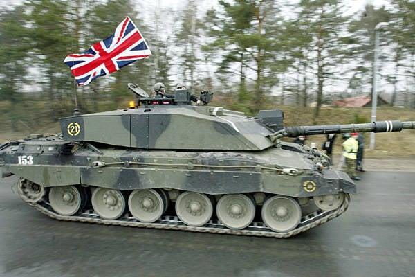 Британская армия: можно сокращаться и дальше
