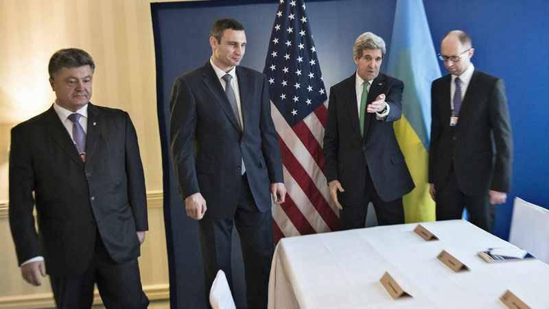 Por que os EUA são tão obcecados com a Ucrânia?