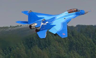 Истребители для российского неба