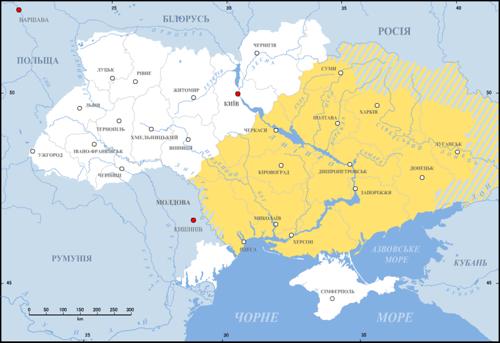 Por que revolta sul e leste da Ucrânia?